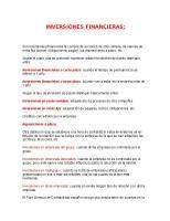 11 Inversiones Financieras (1)