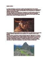 13.- Musica Andina