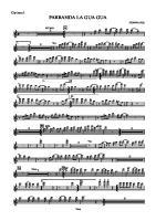 3 Parranda La Gua Gua: Clarinete I