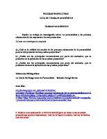 6to Ciclo Trabajos Academicos Uap