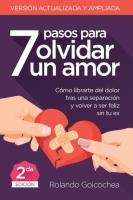 7 Pasos Para Olvidar