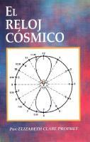 92764908 El Reloj Cosmico Elizabeth Clare Prophet