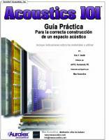 Acoustics101 v1.1 Es
