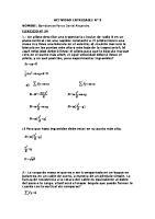 Actividad Entregable 3 Fisica
