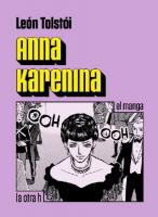 Ana Karenina El manga - Leon Tolstoi
