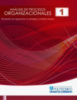 Analisis de Procesos Organizacionales