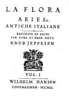 Arie Antiche Italiane Vol.1+Vol.2