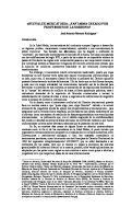 Artculo - Lex Mercatoria