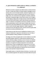 Autoayuda - El Miedo, La Angustia Y La Ansiedad
