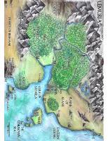 Barbarians of Lemuria (Map)