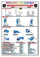 Bja Senior Kyu Grade Syllabus 2010 - Version 5