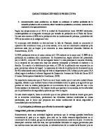 CARACTERIZACIÓN SOCIO PRODUCTIVA