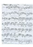 Chau Paris - Astor Piazzolla - Arr - Carlevaro FPS