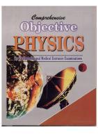 Comprehensive Objective Physics