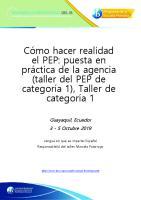 CUADERNILLO DE TRABAJO COMO HACER REALIDAD EL PEP.pdf