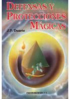 Defensas y Protecciones Magicas