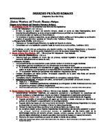 DERECHO ROMANO PRIVADO- Resumen de Alejandro Guzman