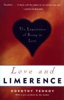 Dorothy Tennov - Love and Limerence the Experience of Being in Love