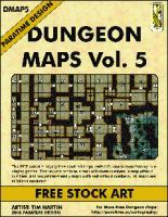 Dungeon Maps Vol 5