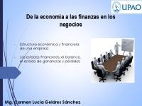 ECONOMIA DE UNA EMPRESA CONSTRUCTORA