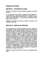 Ejercicio Diagramas de Clase[1]