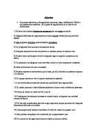 Ejercicios Adjetivos y Pronombres
