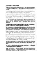 El Acto Creativo Por Marcel Duchamp