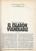 El Eslabon Vulnerable