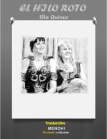 El Hilo Roto - Ella Quince