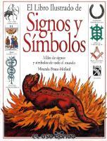 El Libro Ilustrado de: Miles de signos símbolos de todo mundo
