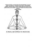 El Prana Los Tattwas y El Pranayama