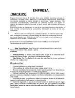 Empresa Backus