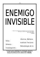 Enemigo Invisible