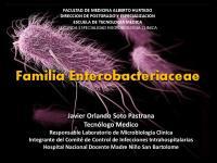 Enterobacteriaceae UPCH