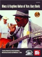 Ernie Hawkins - Blues & Ragtime Guitar Of Rev. Gary Davis