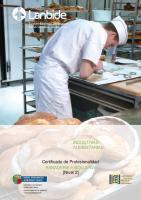 Estudio panadero
