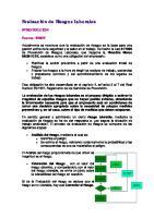 Evaluacin de Riesgos Laborales-InSHT Metodo Binario
