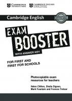 Exam Booster FCE Answers