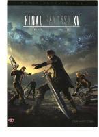 Final Fantasy XV Piggyback Official Guide2