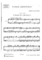 Ginastera - Danzas Argentinas (piano).pdf