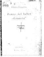 Ginastera Suite de Ballet Estancia, 19 Corno4