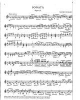 Giuliani Sonata Op 15