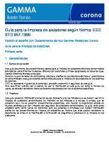 Guia para La Limpieza de Aisladores Segun Norma Ieee STD 957-1995