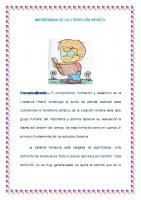 Importancia de La Literatura Infantil