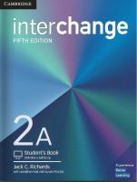 Interchange 5th 2A-SB
