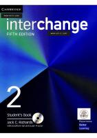 Interchange 5th Edition Level 2 SB