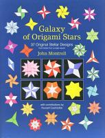 John Montroll-Galaxy of Origami Stars