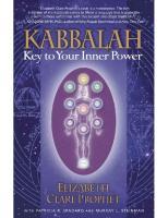 Kabbalah, Key to Your Inner Power - Prophet, Elizabeth Clare