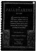 Karl Fulves - The Pallbearers Review Vol 9-10.pdf