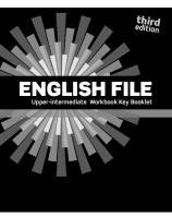 KEY FILE UPPERefthirdeduppintworkbookkey PDF